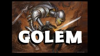 dungeons-and-dragons-lore-golem