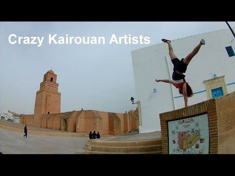 Tunisia PARKOUR & Free Running 2017