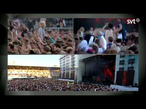 Axwell Live @Summerburst Stockholm 2012 Greyhound etc