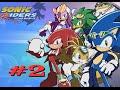 Sonic Riders - Parte 2 - Fin de la historia Heroes