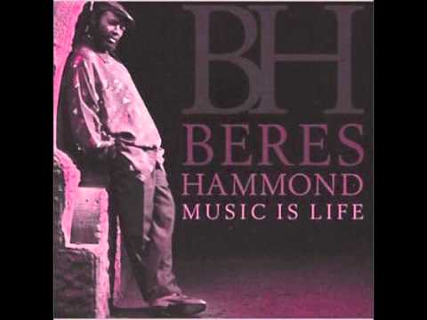 Beres Hammond-Music Is Life-Reggae Road Block- Radio Show 2012