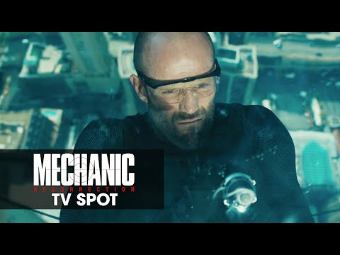 Mechanic: Resurrection (2016 Movie - Jason...