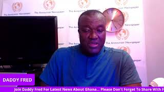 More on Ghana's Airport, Kennedy Agyapong, Apostle Kwabena Agyei & Chief Justice...