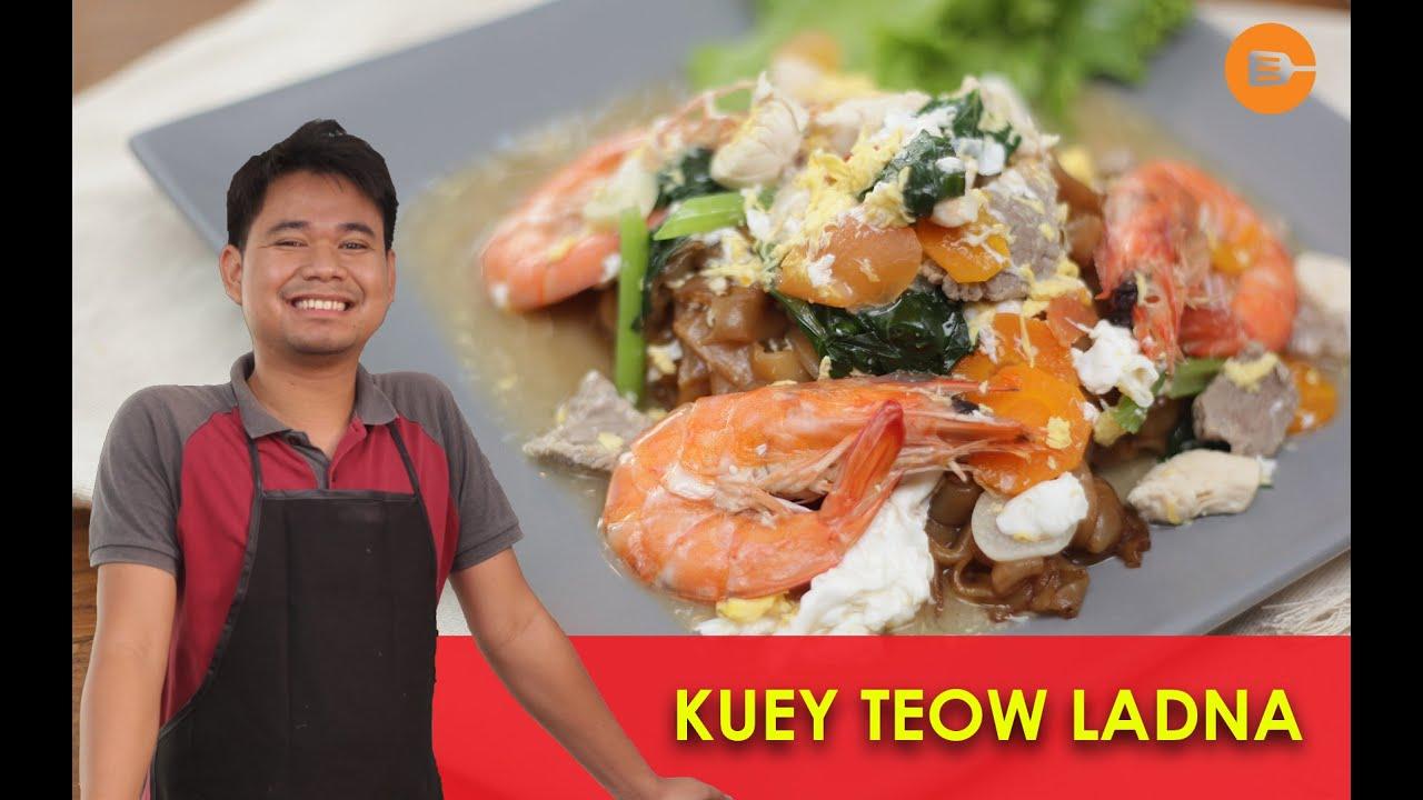 Resepi Kuey Teow Ladna Mudah Icookasia