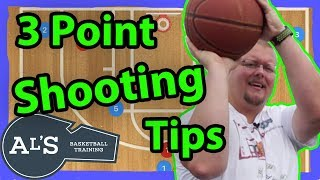 Basketball 3 Point Shooting Tips