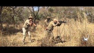 Hunting safari Bénin chasse aux buffles et antilopes au Bénin 2016