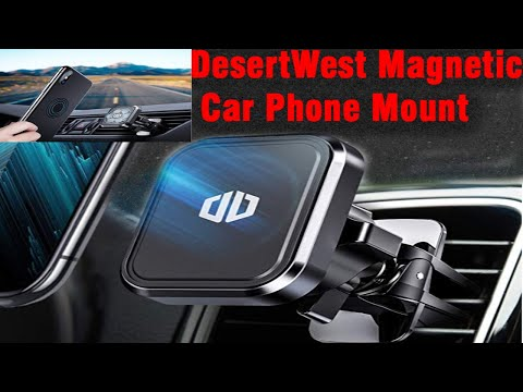 desertwest-magnetic-car-phone-mount,-universal-cell-phone-holder-for-car-with-air-vent,-compa+++++++