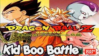 [PSX] Dragon Ball Z Legends | Gameplay | Kid Boo & Ending