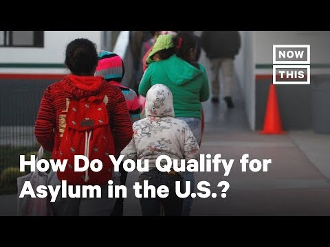 How Do You Qualify For Asylum In The United States?   NowThis