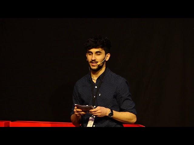 Integrationens röst | Soltan Bayramov | TEDxYouth@Sundsvall