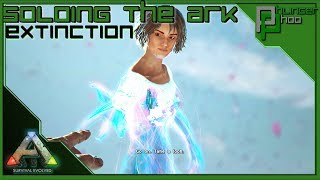 BEATING ARK - KING TITAN FIGHT - Soloing the Ark S4E233