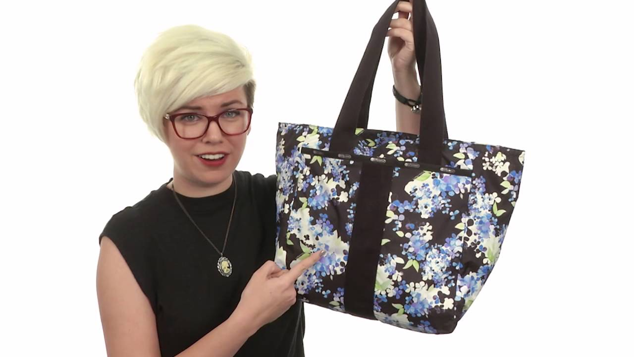 0e473273da67 LeSportsac Everyday Tote SKU 8748003 - YouTube