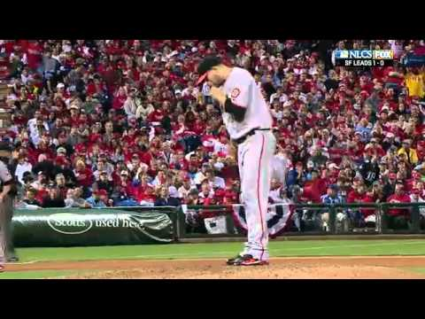 NLCS GAME 2 -- FIRST PITCH 8:19 PM ET - October 17, 2010
