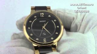 Женские японские наручные часы Orient QC0J003B(, 2013-09-09T15:29:21.000Z)