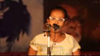 """Ishani Kar Rabindra Sangeet """"Amra Sabai Raja...."""""""