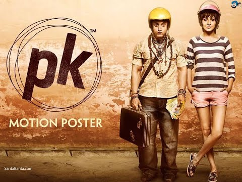 فیلم هندی PK با دوبله فارسی   امیرخان ! Aamir Khan Hindi Movie PK in Farsi