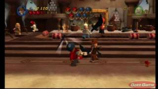 LEGO Indiana Jones 2: The Adventure continues Review & Gameplay