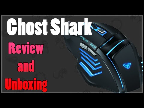 Budget Gamer Review - Aula Ghost Shark