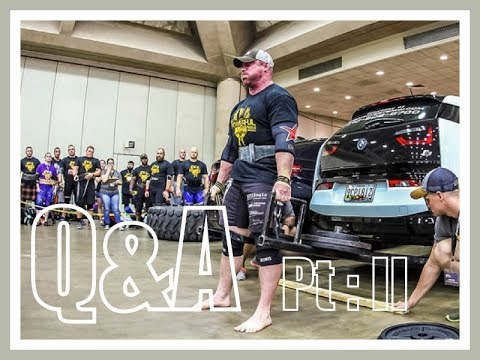 Alcohol, Brain Tumors, Puppies, Collaborations & More - Q&A Pt II