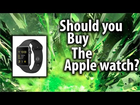 Tuesday talk- Should you buy the apple watch?