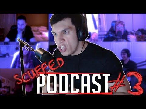 Scuffed Podcast Episode 3 - Asmongold, RajjPatel, Esfand, Dankquan And More!