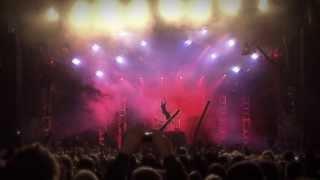 Die Apokalyptischen Reiter- Intro+Friede Sei Mit Dir Live Wacken!