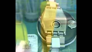 스와치아이러니건전지교체,시계배터리교체,시계건전지교체