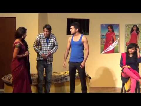 "ABSS Theatre Group Hindi Play ""Pati Chahiye"""