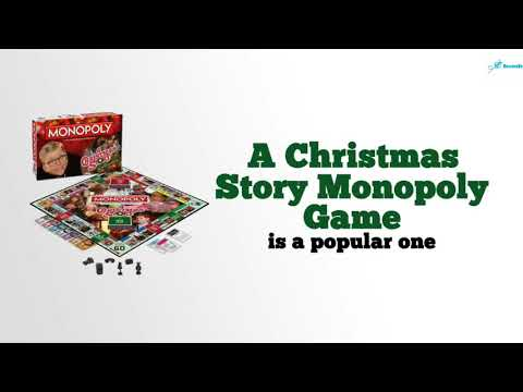 A Christmas Story Monopoly Game Review - A Christmas Story Monopoly Game Review!