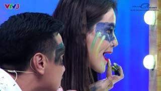 Nhà Cười   FULL HD   Tập 19   16/02/2017   Thân Thúy Hà - Quốc Cường