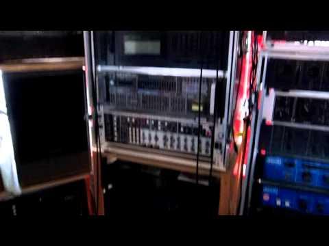 Ulrich Schnauss Studio Tour 2012 Brief Flyby