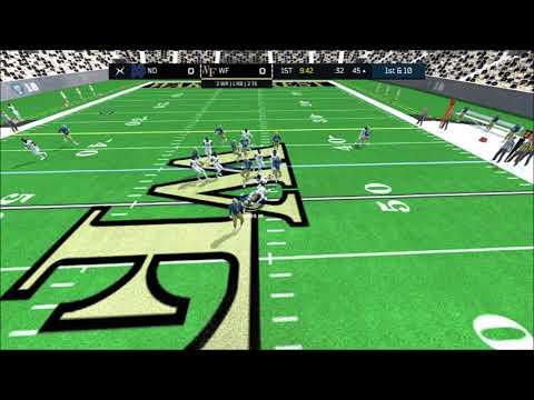 Axis Football 18 NCAA Mod