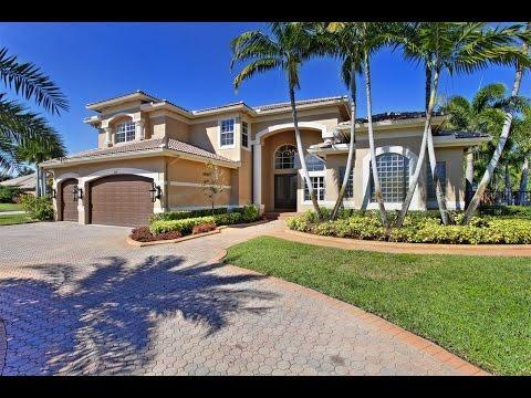 Long Lake Ranches Estate in Davie, Florida
