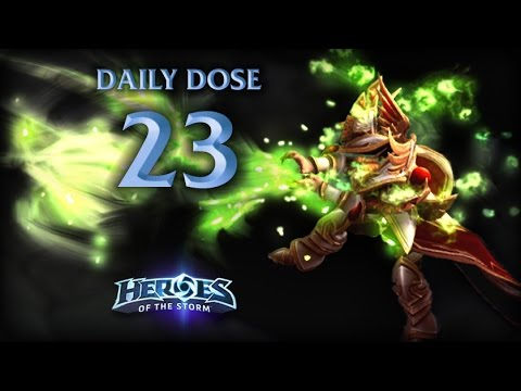 Heroes of the Storm - Daily Dose Episode 23: Infernal Shrines Domination