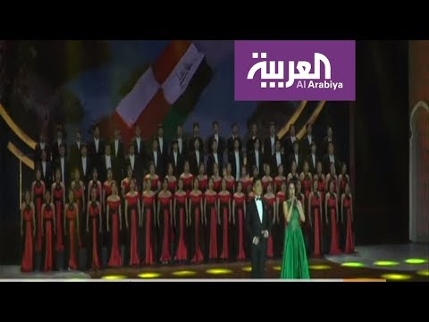 صباح العربية | أغنية لما بدا يتثنى بنغمات أوبرالية  - نشر قبل 24 دقيقة