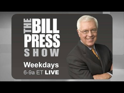 The Bill Press Show: Post-Election Day Edition - Nov. 9, 2016