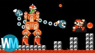 TOP 10 IRRER MARIO MAKER - Level