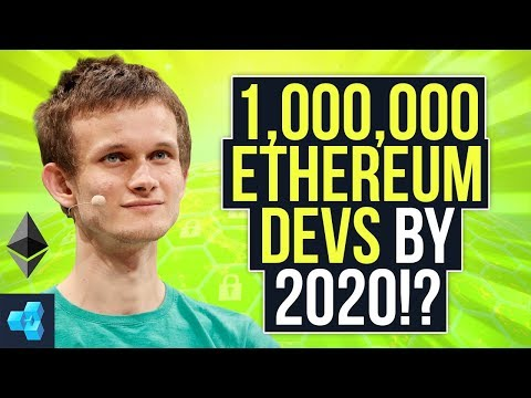 1,000,000 Ethereum Developers By 2020!?