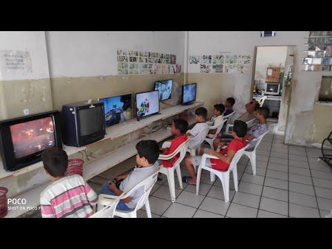 Domingo Na Locadora De Games 24/11/2019 Dinizinho Tube
