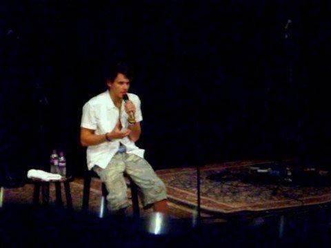 John Mayer Talks About Bold As Love