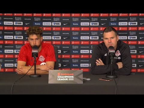 CONCACAF Champions League QF Press Conference - March 6, 2018
