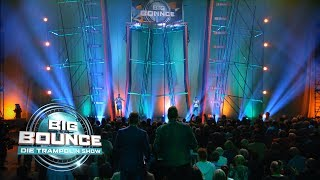 Big Bounce - Die Trampolin Show - Promi-Special | Finale: Sascha Klein vs. Danny Ecker