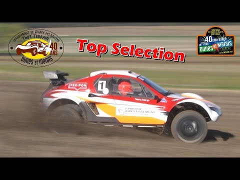 Rallye Dunes & Marais 2017 - Top Selection