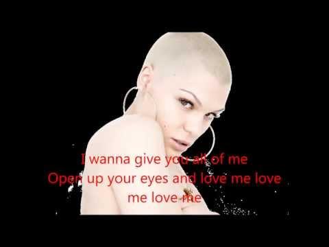 Jessie J- Breathe (lyrics)
