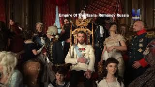 Российская империя: Династия Романовых - промо передачи на Viasat History