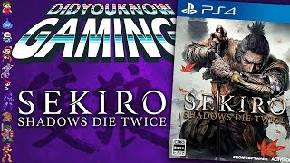 Sekiro: Shadows Die Twice - Did You Know Gaming? Feat. Greg