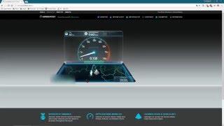 Speedtest ADSL SFR Annecy