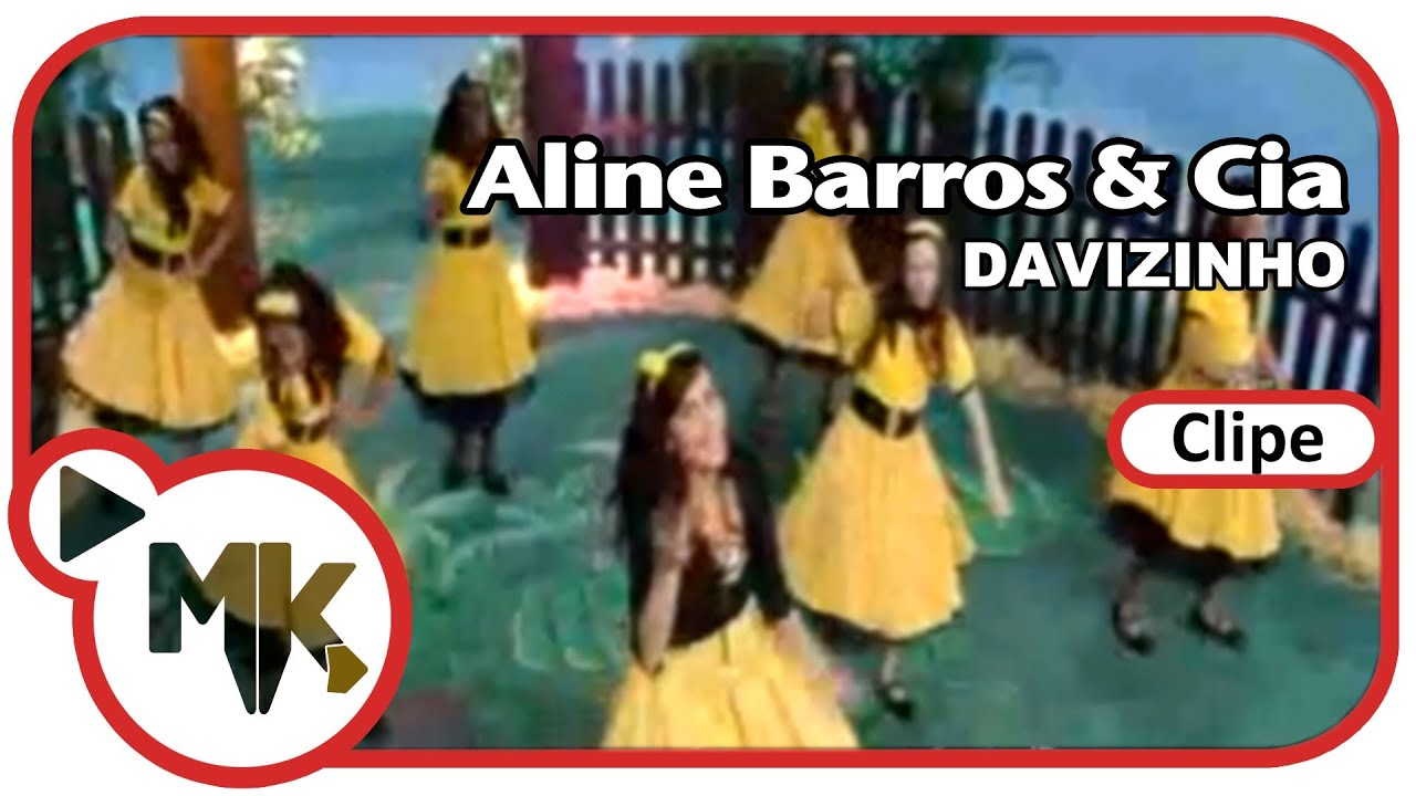 Aline Barros Cia Davizinho Clipe Oficial Mk Music Youtube