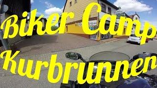 Kurzer Ausflug zum BikerCamp Kurbrunnen