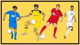 Young English Players in the Bundesliga